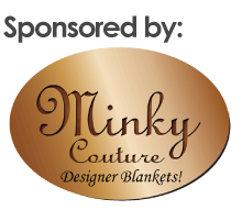 Sponsored by Minky Couture custom blankets